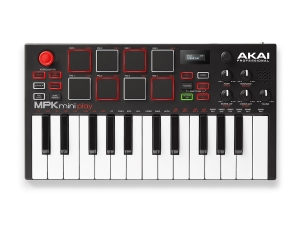 Akai MPK Mini Play klawiatura MINI/USB
