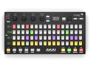 Akai Fire kontroler do FL Studio