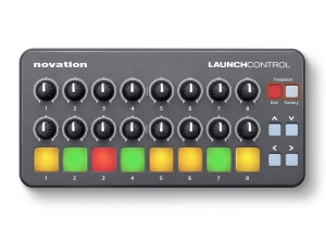Novation Launch Control kontroler MIDI