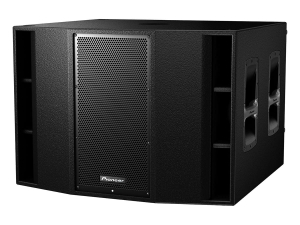 Pioneer XPRS 215S subwoofer aktywny 15""