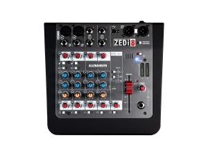Allen Heath ZEDi-8 mikser interface USB