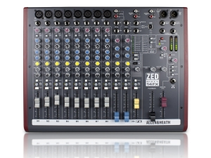 Allen Heath ZED60-14FX mikser audio