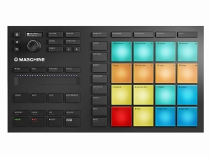 NATIVE INSTRUMENTS MASCHINE MIKRO Mk3 kontroler MIDI