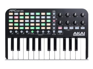 AKAI APC KEY 25 kontroler do Abelton Live