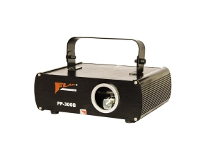 Flash FP-300B laser niebieski 300mW/450nm