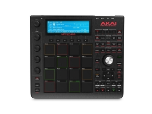 Akai MPC Studio Black kontroler sampler Pad