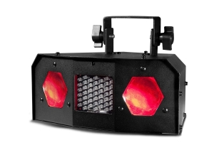American DJ Dual Gem Pulse IR efekt LED