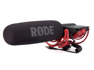 Rode VideoMic Rycote mikrofon do kamery