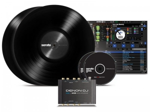 Denon DS1 interfajs DVS