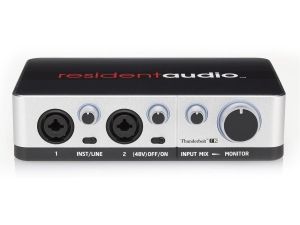 Resident Audio THUNDERBOLT T2 interfejs audio