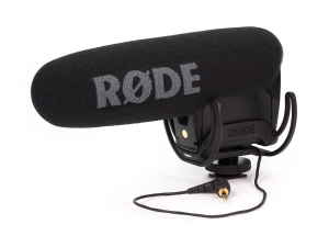 RODE VIDEOMIC PRO RYCOTE mikrofon do kamery